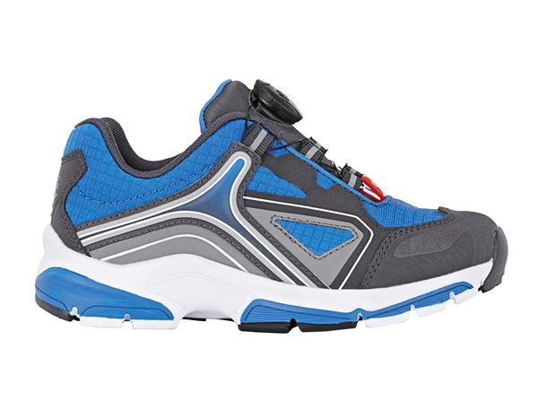 Kids Shoes: e.s. Allround shoes Minkar, children's  + gentian blue/graphite/white