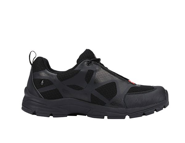 O2: e.s. O2 Work shoes Thebe + black/black