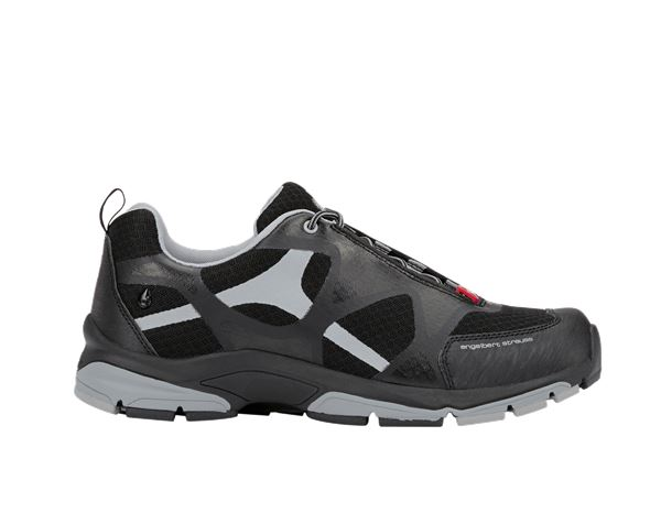 Work Shoes O2: e.s. O2 Work shoes Thebe + black/platinum