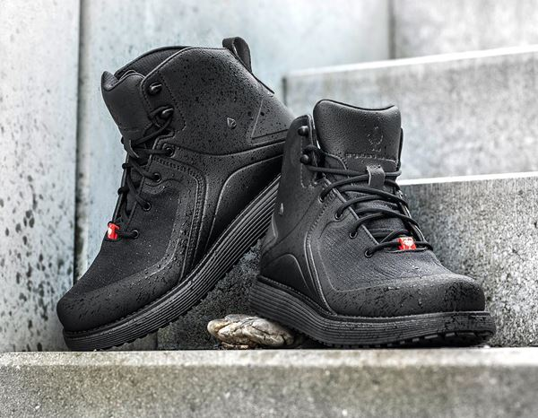 O2: e.s. O2 Work shoes Peitho  mid + black 1