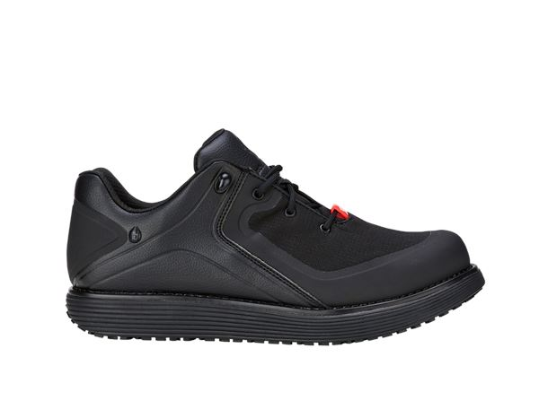 Work Shoes O2: e.s. O2 Work shoes Peitho low + black