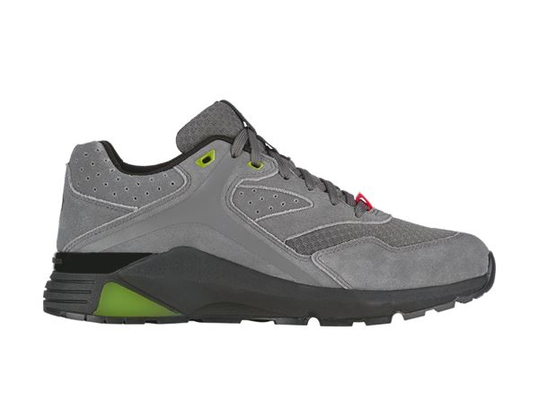 Work Shoes O1: e.s. O1 Work shoes Ptah + cement/kiwi
