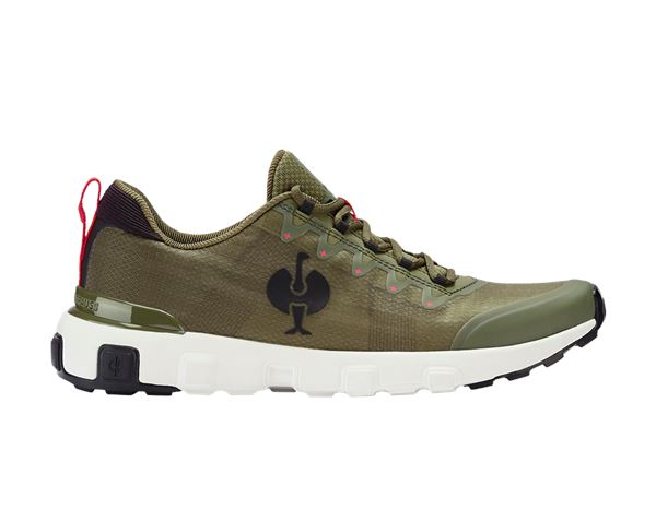 Footwear: Allround shoe e.s. Bani + mudgreen