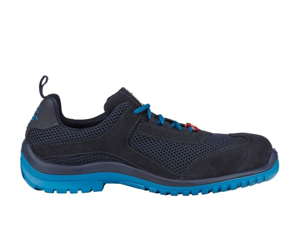 Safety Shoes S1P: e.s. S1P Safety shoes Naos + navy/atoll