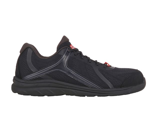 Safety Shoes S1: e.s. S1 Safety shoes Tegmen + black