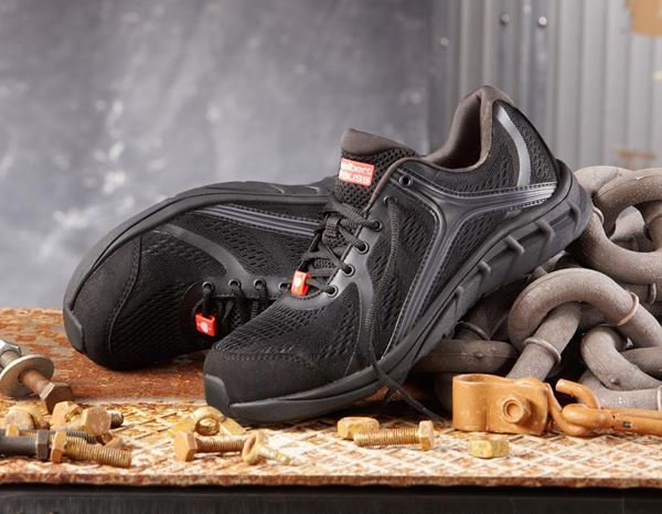 Safety Shoes S1: e.s. S1 Safety shoes Tegmen + black 1