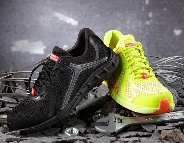 Safety Shoes S1: e.s. S1 Safety shoes Tegmen + black 2