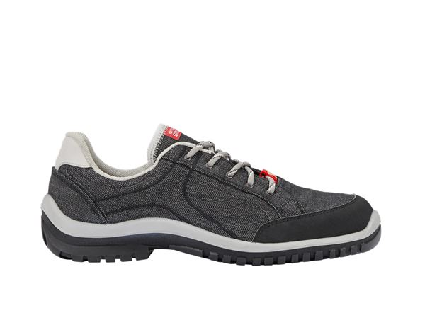 Safety Shoes S1P: e.s. S1P Safety shoes Taurids + black