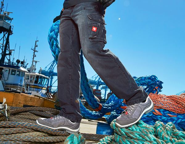 S1P: e.s. S1P Safety shoes Taurids + graphite 2