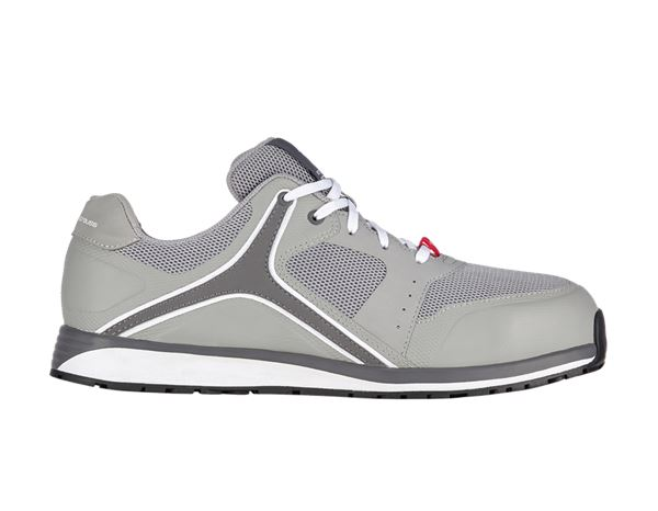 Safety Shoes S1: e.s. S1 Safety shoes Erebos + dovegrey/cement