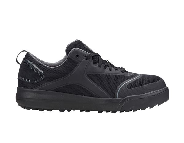 S1: e.s. S1 Safety shoes Vasegus low + black
