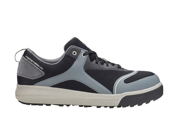 S1: e.s. S1 Safety shoes Vasegus low + black/anthracite