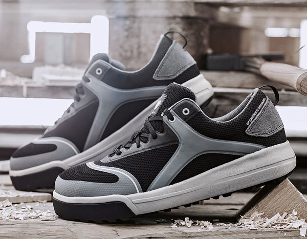 S1: e.s. S1 Safety shoes Vasegus low + black/anthracite 1