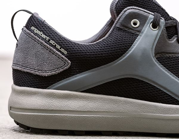 S1: e.s. S1 Safety shoes Vasegus low + black/anthracite 2