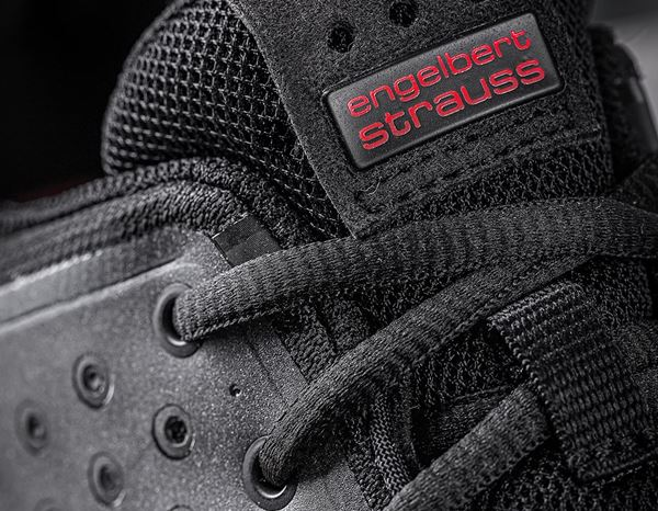 S1: e.s. S1 Safety shoes Hades + black 3