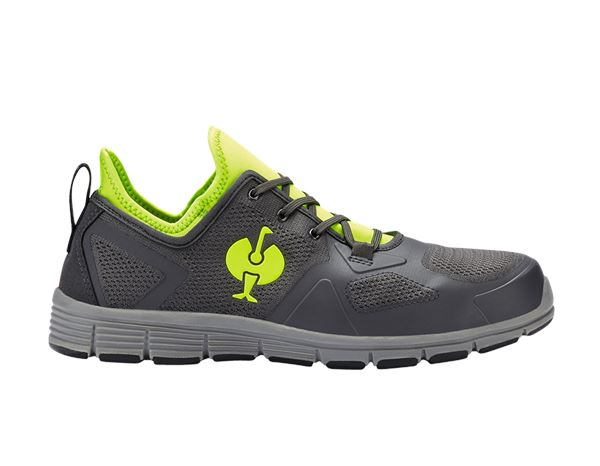 S1: S1 Safety shoes e.s. Manda + anthracite/high-vis yellow