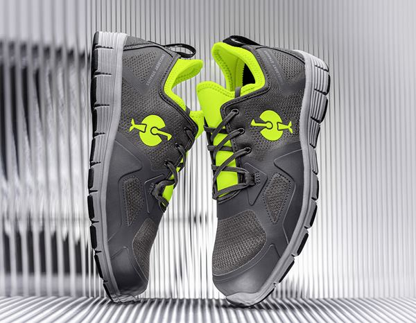 S1: S1 Safety shoes e.s. Manda + anthracite/high-vis yellow 1