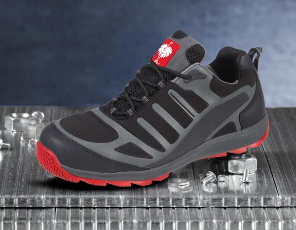 Safety Shoes S1: S1 Safety shoes Tripoli + black/grey 1