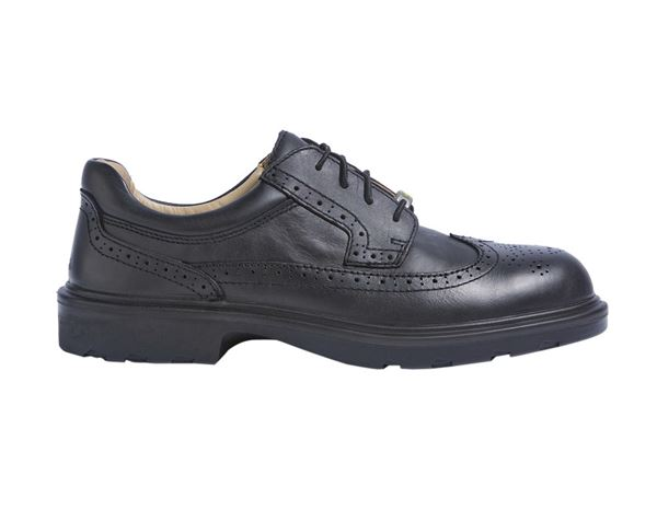 Safety Shoes S2: S2 Safety shoes Office + black