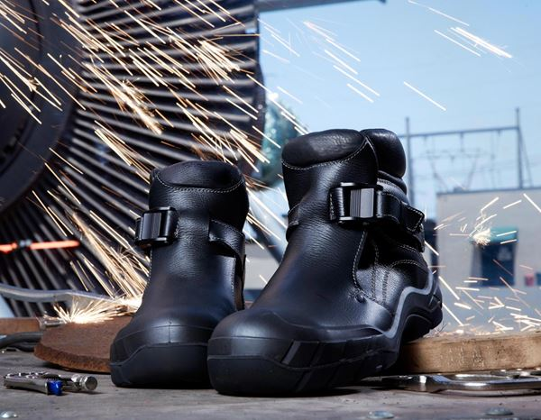 S3: e.s. S3 Welder's safety boots Pleione + black 1
