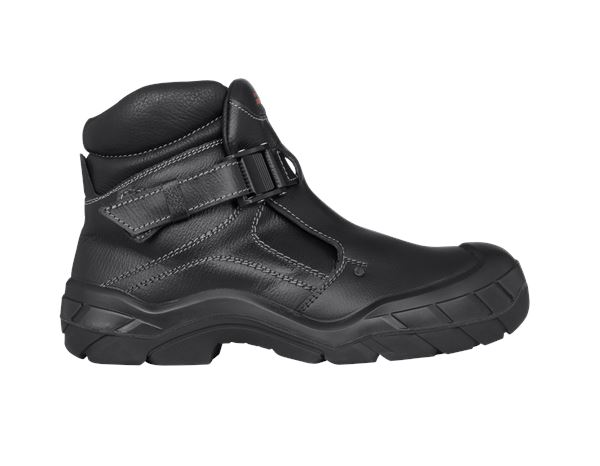 Safety Shoes S3: e.s. S3 Welder's safety boots Pleione + black