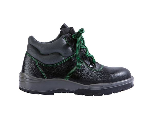 S3: Construction safety boots Basic + black