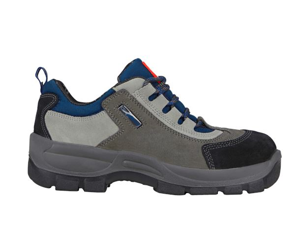Safety Shoes S3: S3 Safety shoes Willingen + grey/navy blue/black