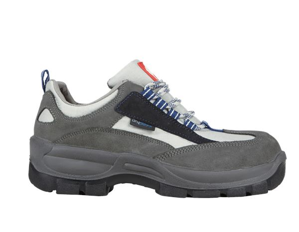 Safety Shoes S3: S3 Safety shoes Fulda + grey/navy blue