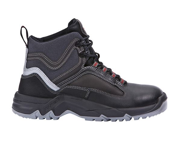 Safety Shoes S3: S3 Safety shoes Lex + black
