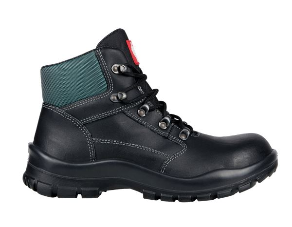 Safety Shoes S3: S3 Safety boots Comfort12 + black