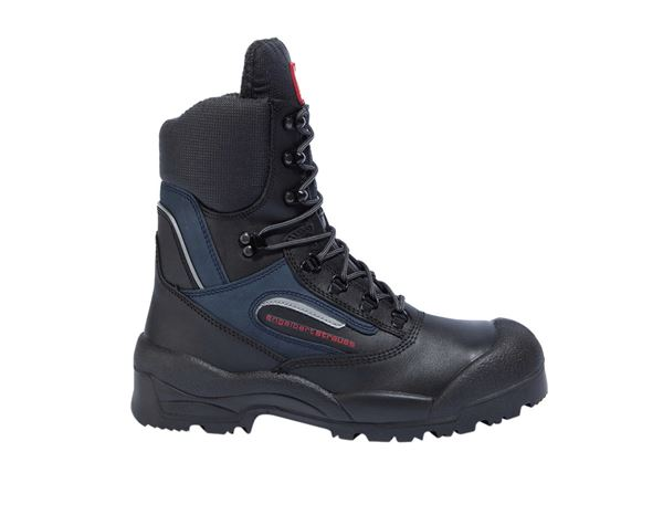 Safety Boots S3: Winter safety boots Narvik II + black