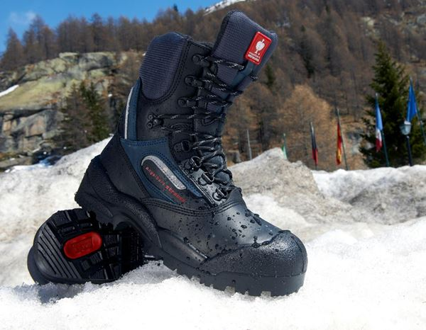 S3: Winter safety boots Narvik II + black 1