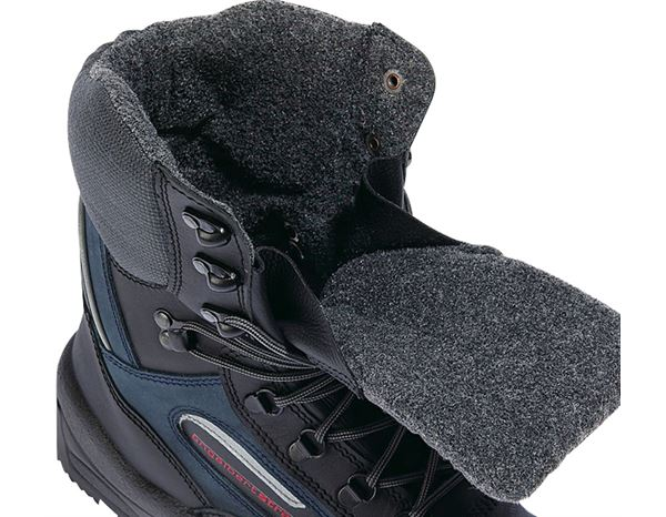 S3: Winter safety boots Narvik II + black 2