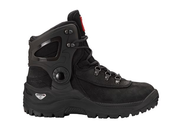 Safety Shoes S3: S3 SympaTex Safety boots BIOMEX® + black