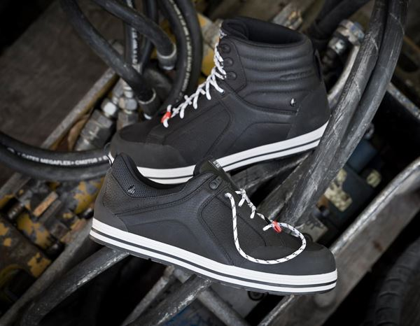 Safety Shoes S3: e.s. S3 Safety shoes Spes low + black 2