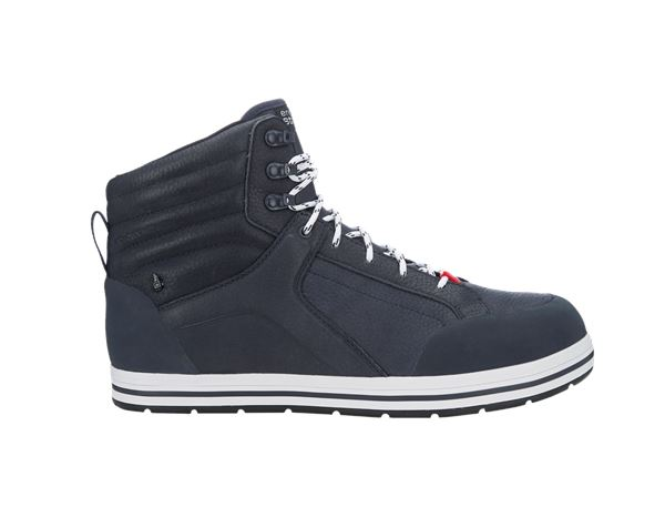 Safety Shoes S3: e.s. S3 Safety boots Spes mid + navy
