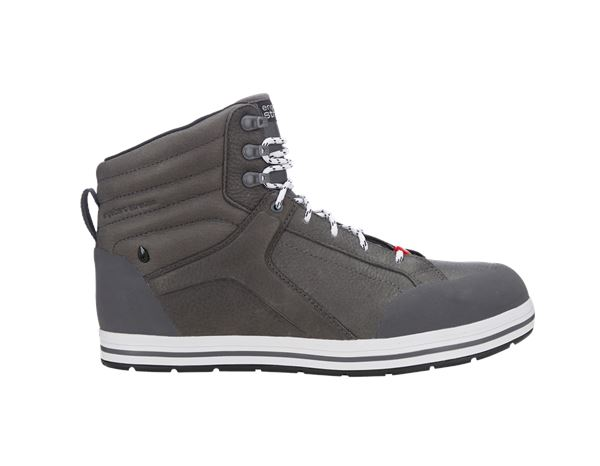Safety Shoes S3: e.s. S3 Safety boots Spes mid + anthracite