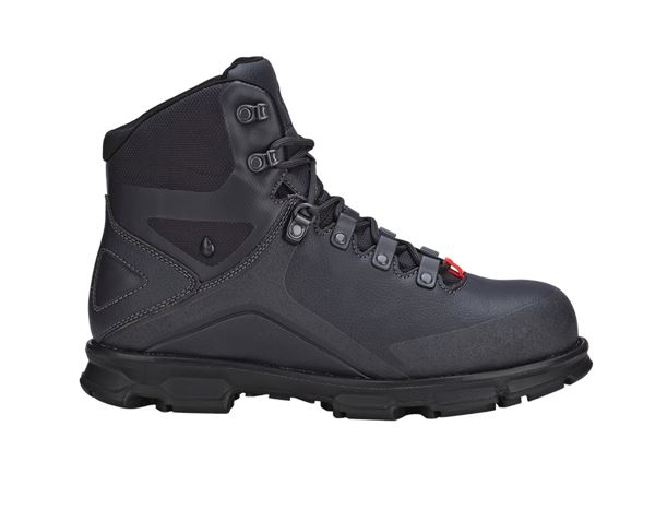 S3: e.s. S3 Safety boots Nereus mid + anthracite/black