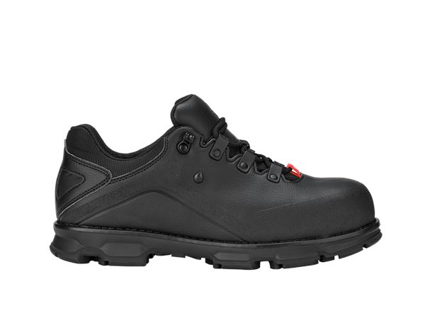 Safety Shoes S3: e.s. S3 Safety shoes Nereus low + black