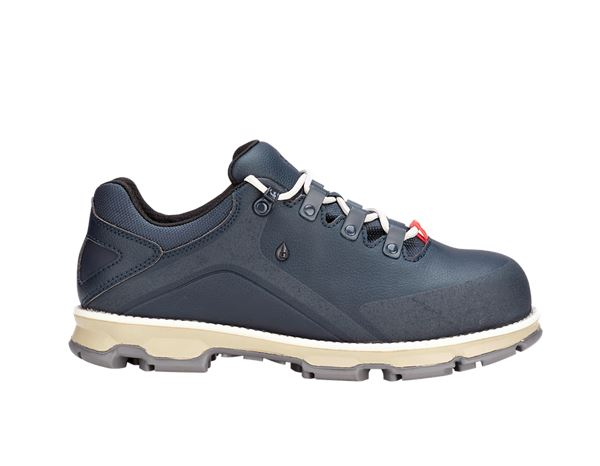 Safety Shoes S3: e.s. S3 Safety shoes Nereus low + pacific/sand