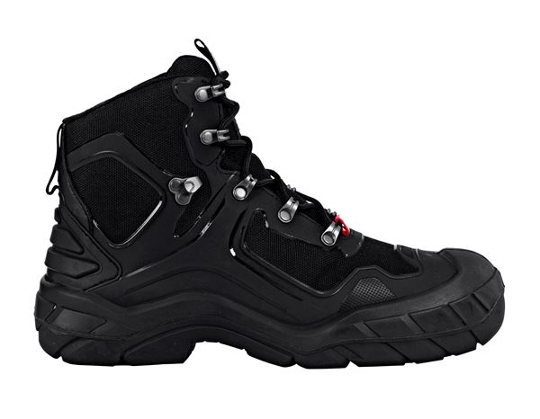Safety Shoes S3: e.s. S3 Safety shoes Pavonis + black
