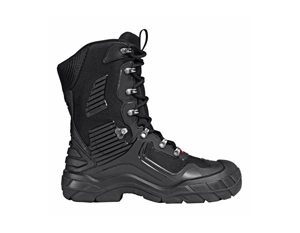 S3: e.s. S3 Safety boots Leporis + black