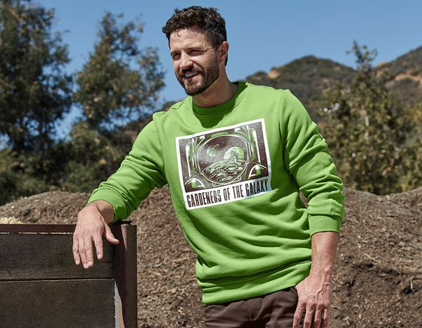Shirts, Pullover & more: e.s. Sweatshirt Mission 2020 + seagreen