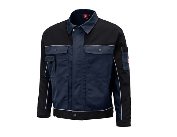 Work Jackets: Work jacket e.s.image + navy/black