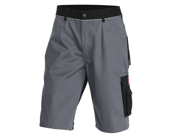 Work Trousers: Short e.s.image + grey/black