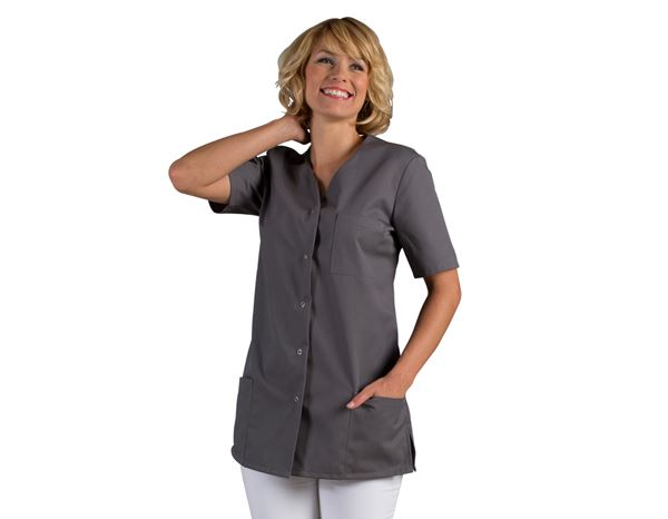 Shirts, Pullover & more: Tunic Anita + grey