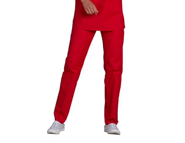Work Trousers: OP-Trousers + red