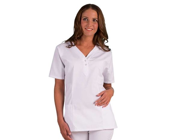 Shirts, Pullover & more: Tunic Julica + white