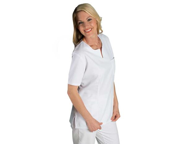 Shirts, Pullover & more: Tunic Susi + white