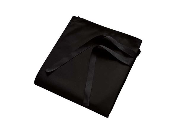 Catering Aprons: Mid-Length Apron + black
